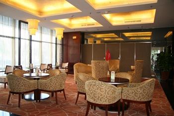 北京唯实酒店大堂