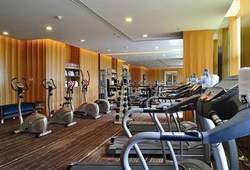 上海科雅国际大酒店健身房