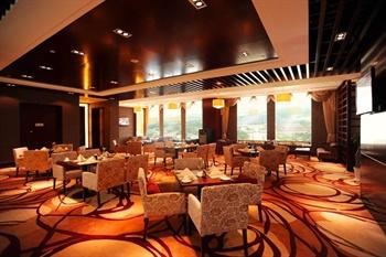 武汉楚天粤海国际大酒店19F行政酒廊