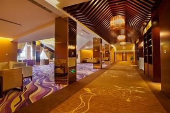 聊城阿尔卡迪亚国际温泉酒店贵宾楼行政酒廊