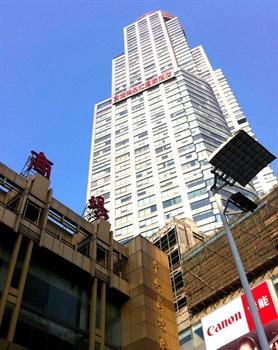 南京商茂国际酒店酒店外观