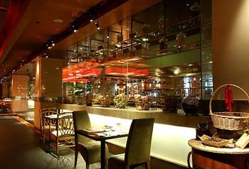 济南鲁能贵和洲际酒店起云阁西餐厅