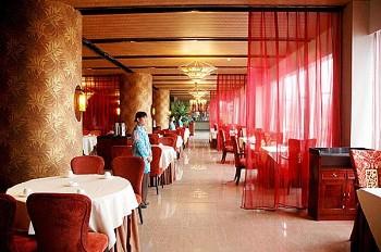 西安华清爱琴海温泉酒店中餐大厅