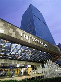 金茂北京威斯汀大饭店酒店外观图片