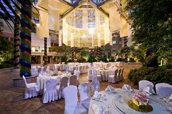 杭州第一世界休闲酒店中餐厅