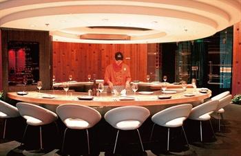 上海千禧海鸥大酒店餐厅