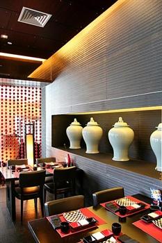 西安索菲特人民大厦日式餐厅