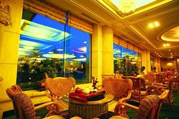 北京世纪金源香山商旅酒店茶艺居