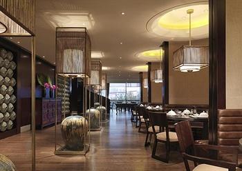 上海世博洲际酒店盛会堂中餐厅