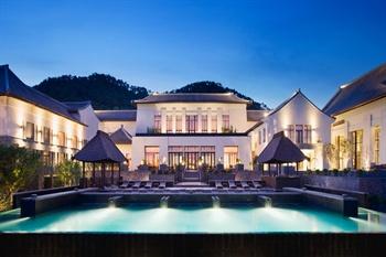 宁波柏悦酒店酒店室外游泳池