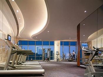 廣州香格里拉大酒店健身中心