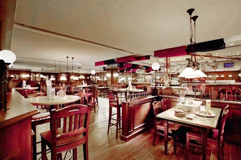 大连凯宾斯基饭店普拉那啤酒坊餐厅