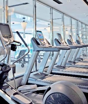 宁波泛太平洋大酒店健身中心
