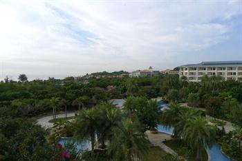 厦门海悦山庄酒店外景图片