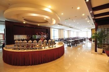 上海金山滨海铂骊酒店自助餐厅