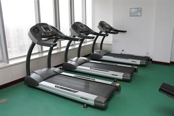 北京内蒙古大厦健身房