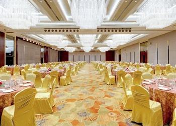 烟台金沙滩喜来登度假酒店宴会厅