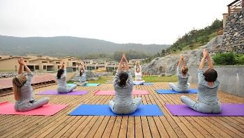 南京汤山御庭臻品酒店瑜伽
