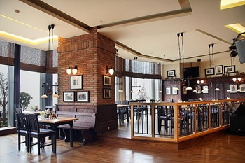 苏州金鸡湖凯宾斯基大酒店普拉那啤酒坊