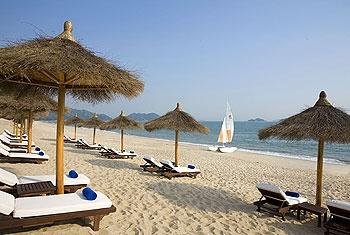 惠州金海湾喜来登度假酒店海滩