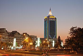 晋江荣誉国际酒店酒店外观图片