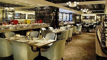 南京城市名人酒店喝彩西餐厅