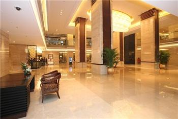 武汉阳光酒店酒店大堂