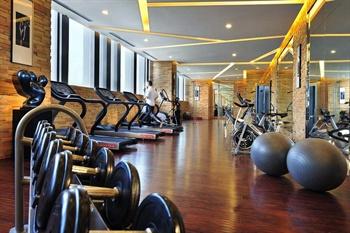 宁波富力索菲特大饭店健身房