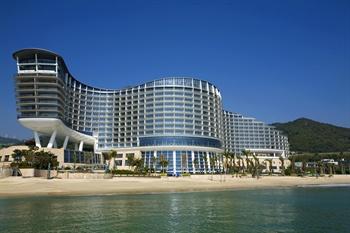 深圳大梅沙京基洲际度假酒店酒店外观图片