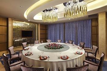 广州粤海喜来登酒店采悦轩中餐厅包房