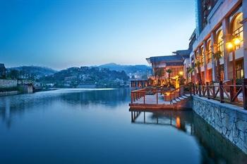 贵阳保利国际温泉酒店酒店外观
