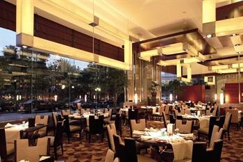 上海华亭宾馆咖啡厅