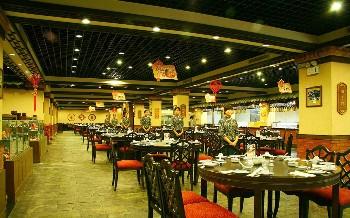 青岛丽晶大酒店丽晶食街餐厅