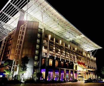 温州万和豪生大酒店酒店外观图片