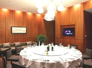 青岛西海岸隆和福朋喜来登酒店中餐厅-包房
