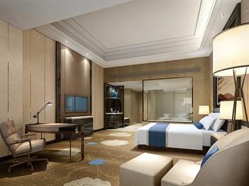 长沙富力万达文华酒店豪华客房