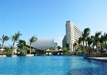 海口星海湾豪生大酒店泳池
