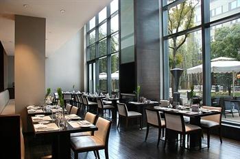 上海博雅酒店西餐厅