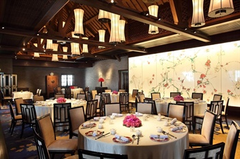 上海外滩华尔道夫酒店蔚景阁