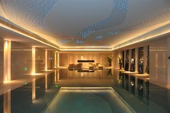 漳州万达嘉华酒店游泳池