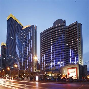 大连富丽华大酒店酒店外观图片