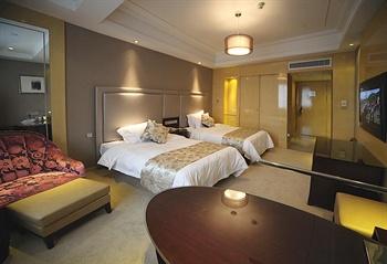 九江远洲国际大酒店客房