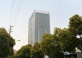 上海兴荣温德姆酒店酒店外观