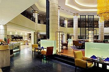 苏州吴宫泛太平洋酒店萃英园西餐厅