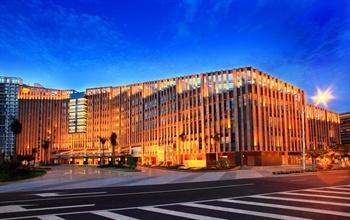 厦门佰翔软件园酒店酒店外观图片