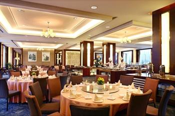 北京龙城温德姆酒店蜀香阁餐厅