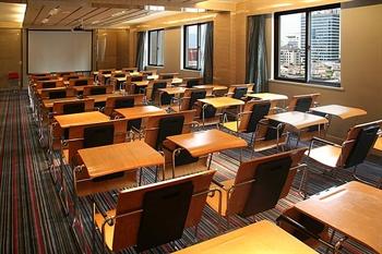 福州财富品位酒店会议室