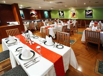 南京维景国际大酒店意大利餐厅