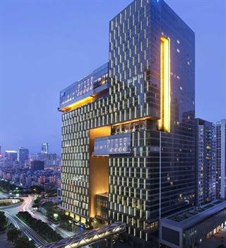 广州W酒店酒店外观图片