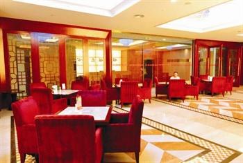 武汉华天大酒店咖啡厅
